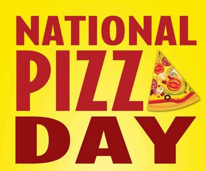 California Pizza Kitchen: National Pizza Day