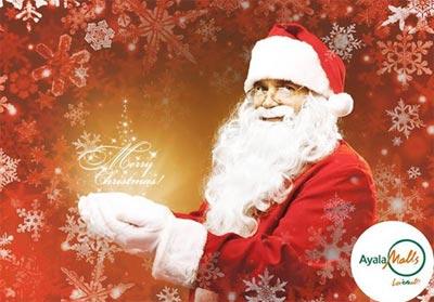 Meet & Greet Santa