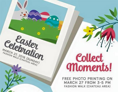 Easter Celebration - Collect Moments