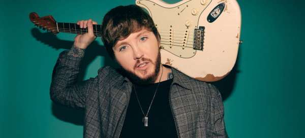 James Arthur Live at Ayala Malls, Manila Philippines