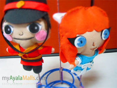 Manikako rag doll-making workshop